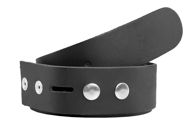 shenky - Correa de recambio para cinturón unisex - Cuero auténtico - Para cambiar hebilla - 4 cm de ancho: Amazon.es: Ropa y accesorios