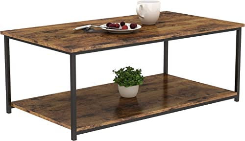 Simple and Vintage Coffee Table