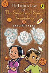 The Curious Case of The Sweet and Spicy Sweetshop Kindle Edition