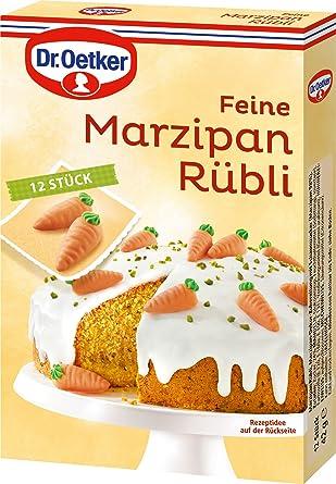 Dr Oetker Marzipan Rubli 12st Amazon De Lebensmittel Getranke