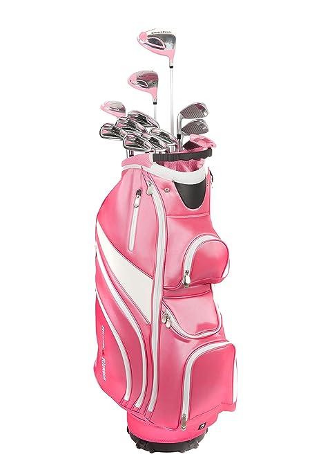 hawzel & ricason Lady de juego completo de palos de golf (17 ...