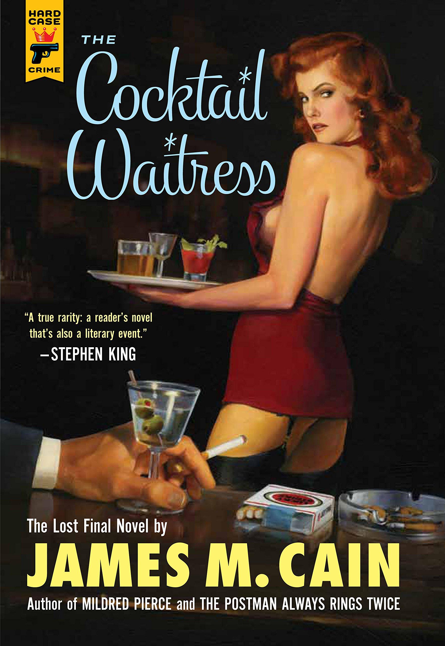 Amazon.com: The Cocktail Waitress; femme fatale: James M. Cain: Books