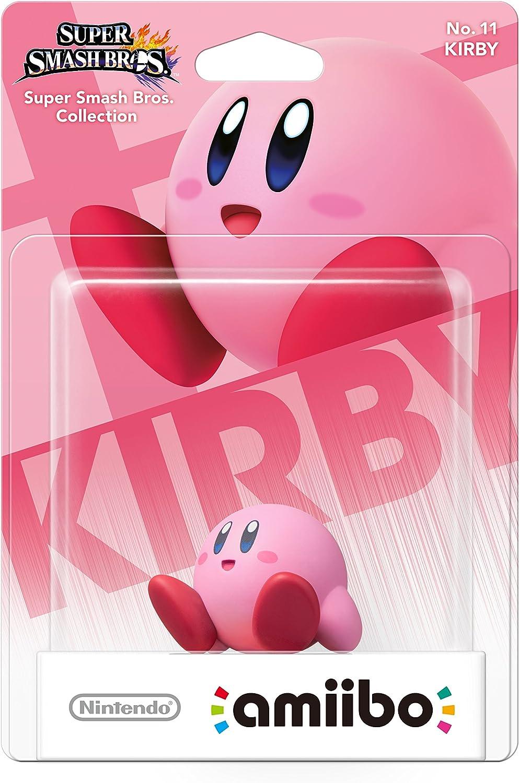Nintendo - Figura Amiibo Smash Kirby: Amazon.es: Videojuegos