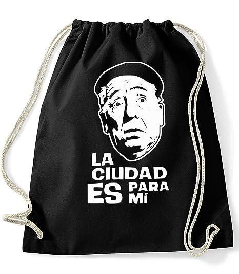 35mm - Mochila / Bolsa - La Ciudad Es Para Mi - Paco Martinez Soria -