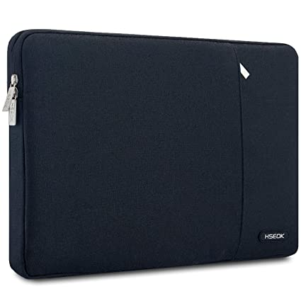 HSEOK 13-13,3 Pulgadas MacBook Air Funda Protectora para Ordenadores Portátiles PC Bolsa para la mayoría de Las Laptop de 13-14 Pulgadas Surface Book ...