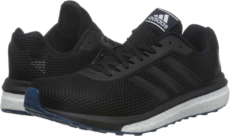 adidas Vengeful M, Zapatillas de Running para Hombre, Negro (Negbas/Negbas/Rojsol), 40 2/3 EU: Amazon.es: Zapatos y complementos