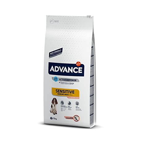 Advance Sensitive Pienso para Perro Adulto con Salmón - 7,5 Kg - 12000 gr