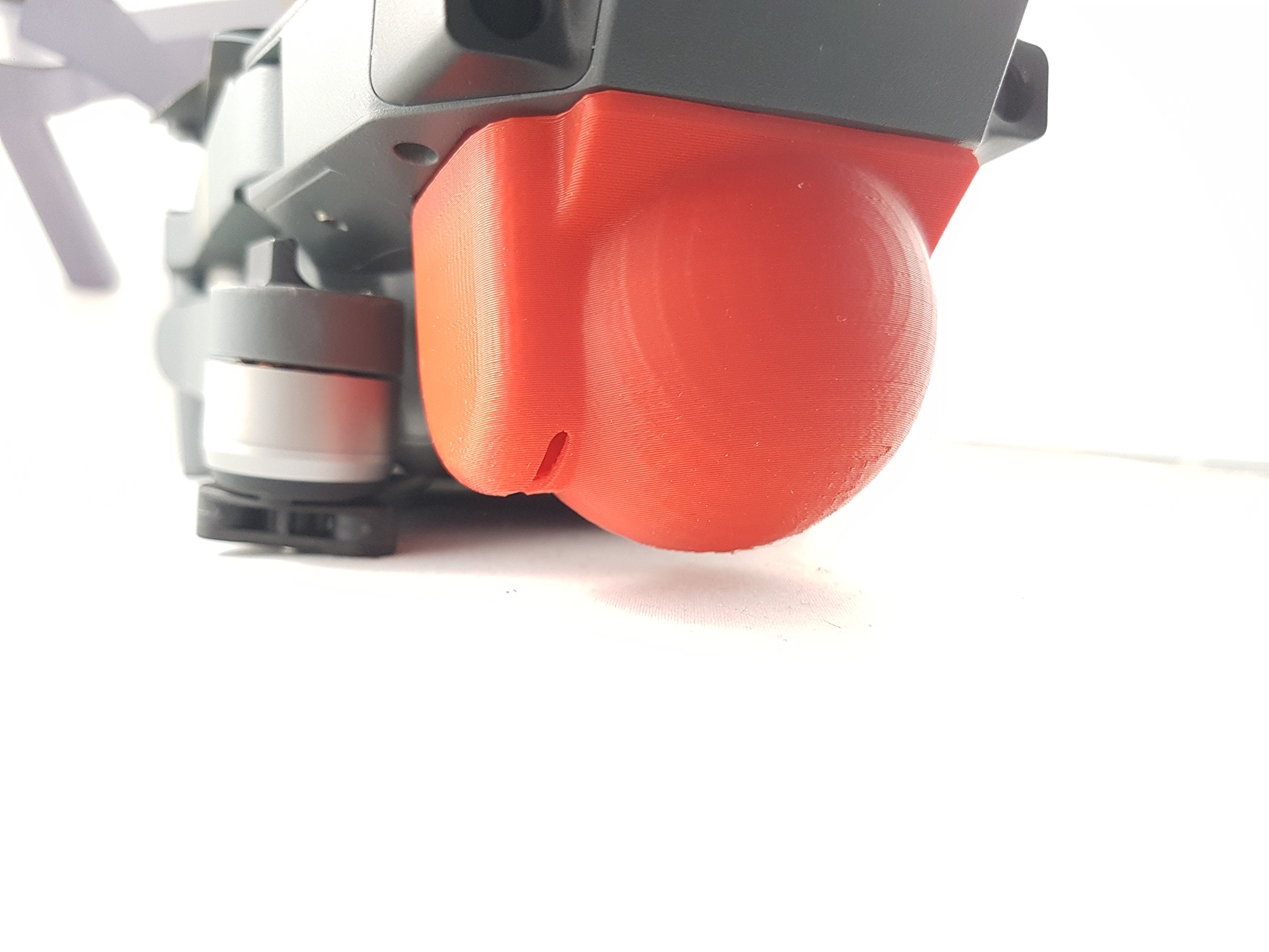 Mavic Lens Hood Gimbal Lock Protective Cover for For DJI Mavic pro lock dome by Thekkiinngg