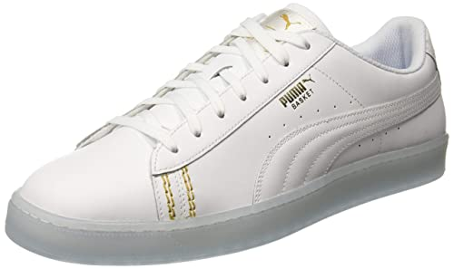 f4d66fdbde233f Puma Unisex s Basket Classic One8 Sneakers  Buy Online at Low Prices ...