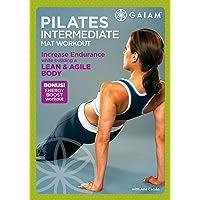 Pilates Intermediate Mat Workout [Import USA Zone 1]
