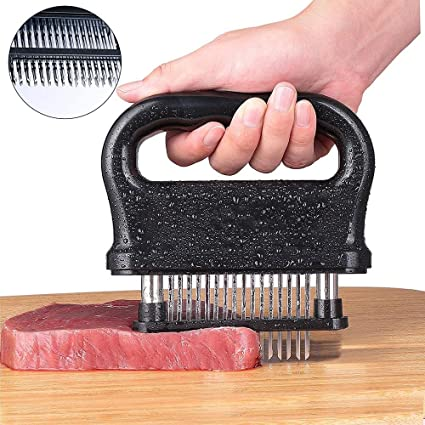 Professional Tenderizer As Seen Tv Products Stainless Steel,tender Meat Needle