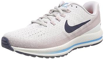Nike Damen Air Zoom Vomero 13 Grau Mesh Laufschuhe, Grau