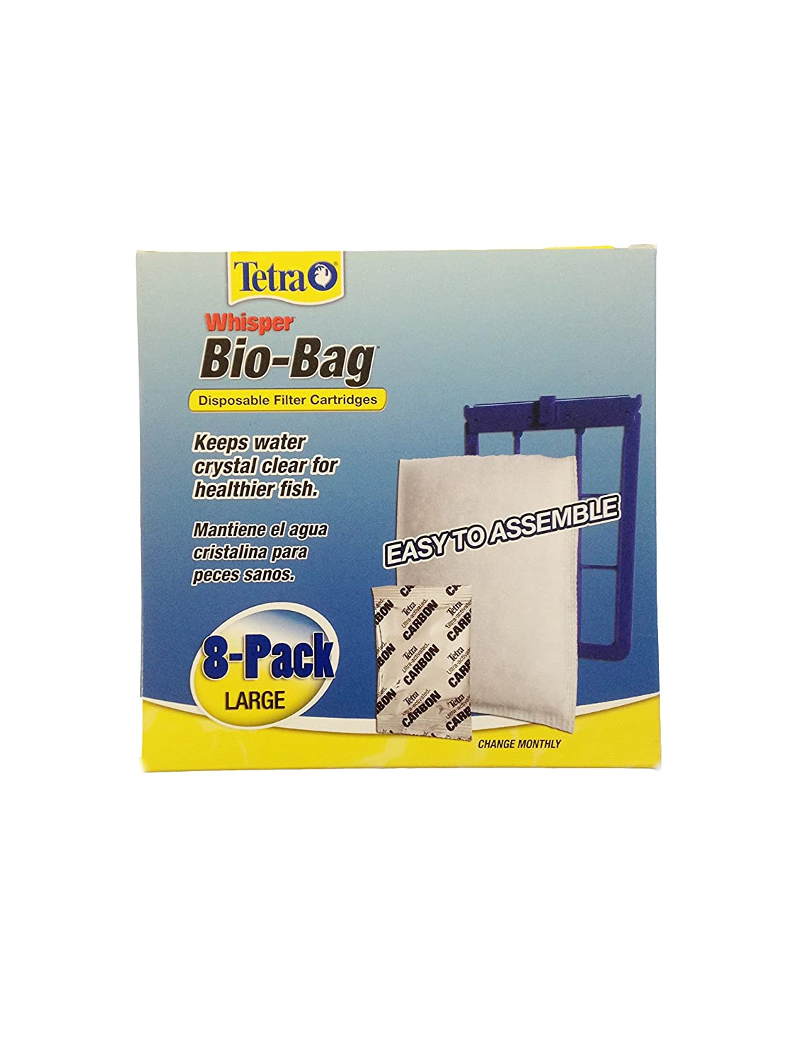 Bio bag Cartridge Refills 8pk