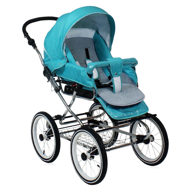 Carro bebé clásico. 3 piezas: capazo, silla, silla de coche, accesorios. BBtwin Candy: Amazon.es: Bebé