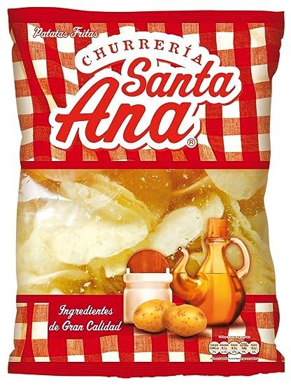 Churrería Santa Ana Patatas Fritas con Sal - 190 g