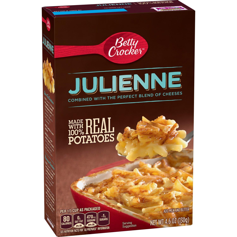 Betty Crocker Julienne Potatoes, 4.6 Ounce