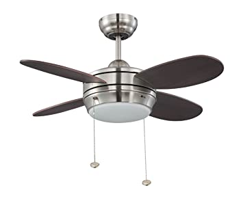 Litex e mlv36bnk4lk1 maksim collection 36 inch ceiling fan with five litex e mlv36bnk4lk1 maksim collection 36 inch ceiling fan with five wench wood blades and single light kit with opal frosted glass amazon aloadofball Gallery