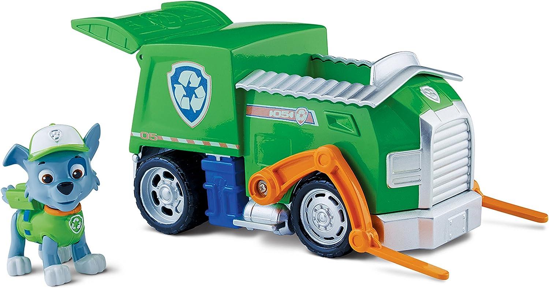 Rocky y su Camión de Reciclaje