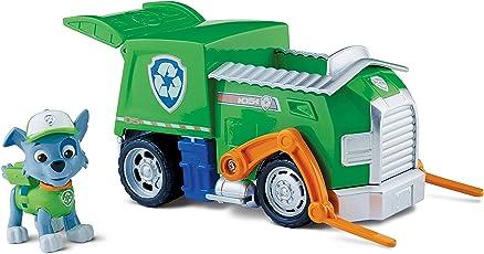 Paw Patrol Rocky's Recycling Truck (works