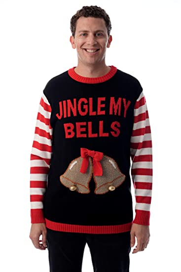 #followme Mens Ugly Christmas Sweater - Sweaters for Men 6774-218-S followme at Amazon