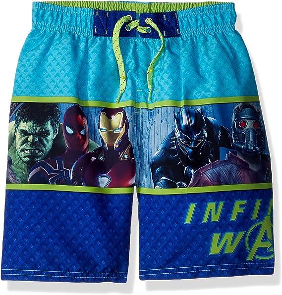 Marvel Boys Little Infinity War Swim Shorts