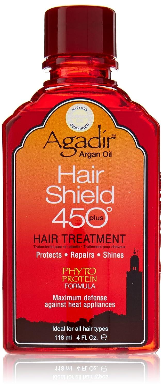 Agadir Hair Shield 450 Hair Treatment, 4 Fluid Ounce