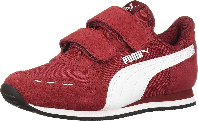 PUMA Men's Cabana Racer Velcro Sneaker
