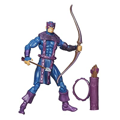 Marvel Infinite Series Marvel's Hawkeye 3.75 Inch Figure: Toys & Games