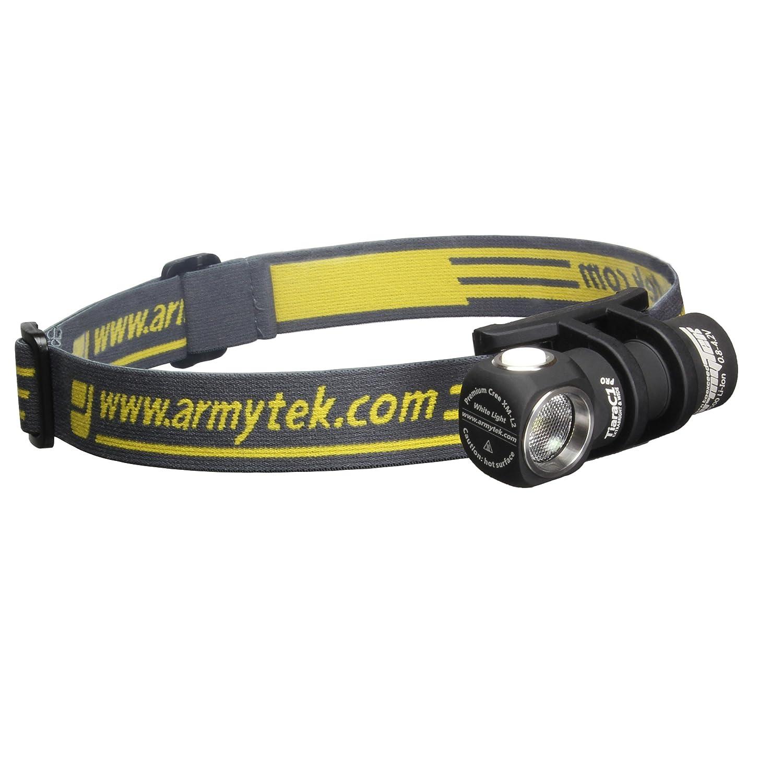 ARMYTEK Tiara C1 Stirnlampe 720 Lumen für CR123a Batterie / 16340 Akku