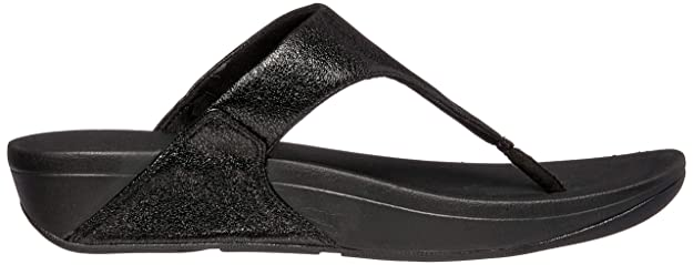 423a59c0993d08 FitFlop Women s Lulu Molten Metal Flip-Flop  Buy Online at Low Prices in  India - Amazon.in