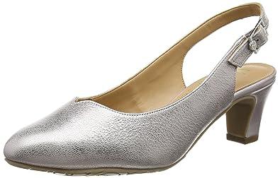 04c59c41c9 Van Dal Women s Winton Sling Back Heels  Amazon.co.uk  Shoes   Bags