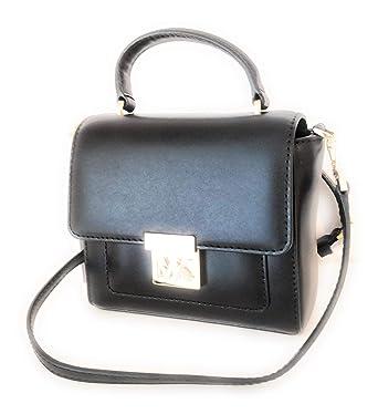 0fa58754afa Michael Kors petit sac à main bandoulière mindy noir 15x14x6cm neuf ...