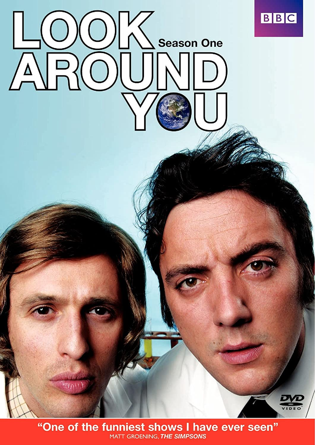 Amazon.com: Look Around You: Season 1: Various: Movies & TV