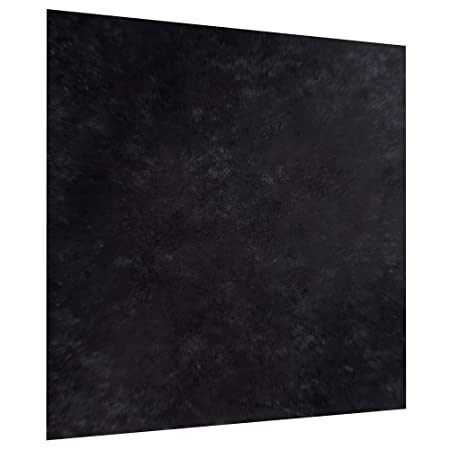 Nocta Black Floor Tile 330 X 330mm Cut Sample Amazon Diy