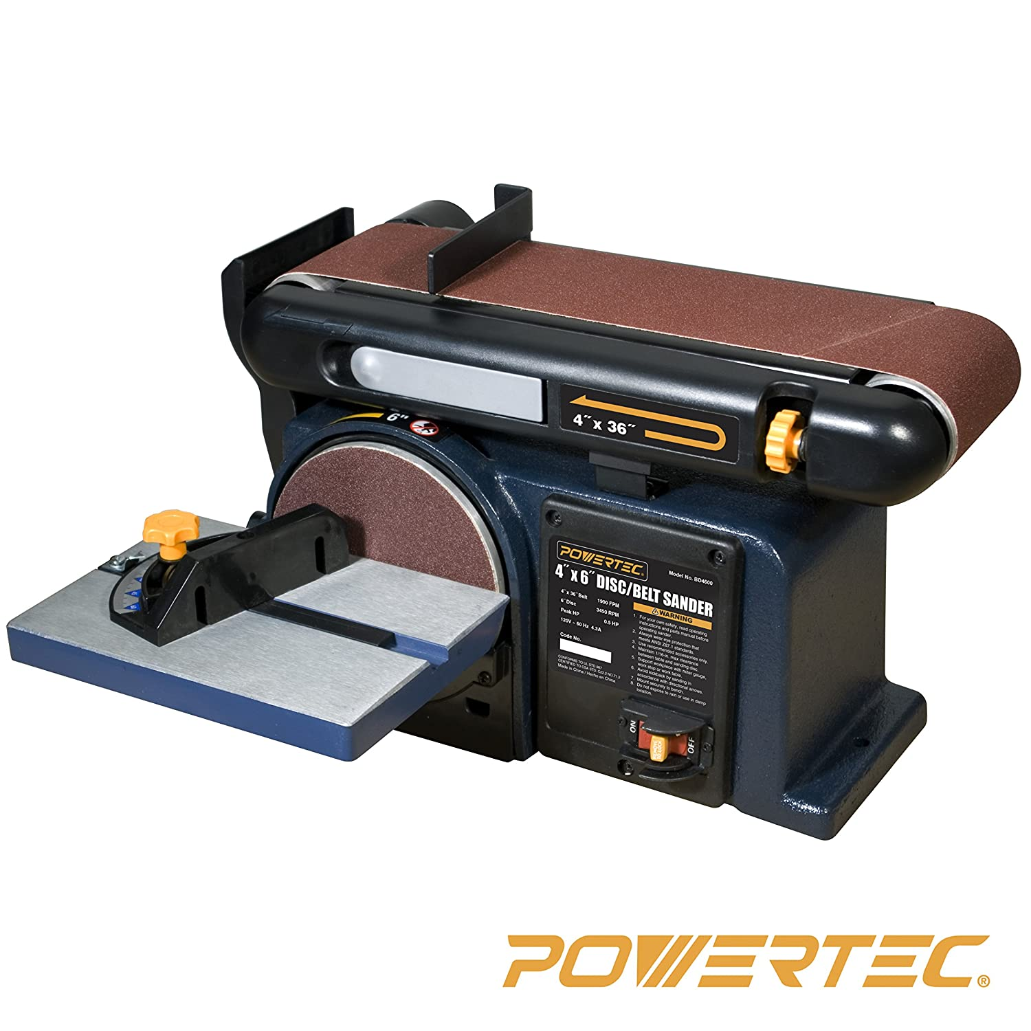 POWERTEC BD4600 featured image