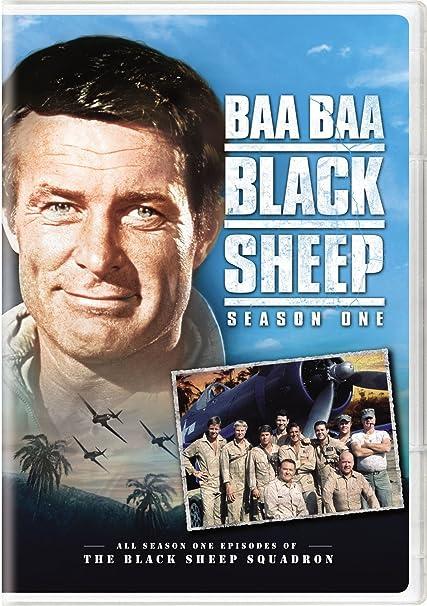 baa baa black sheep season 2 dvd