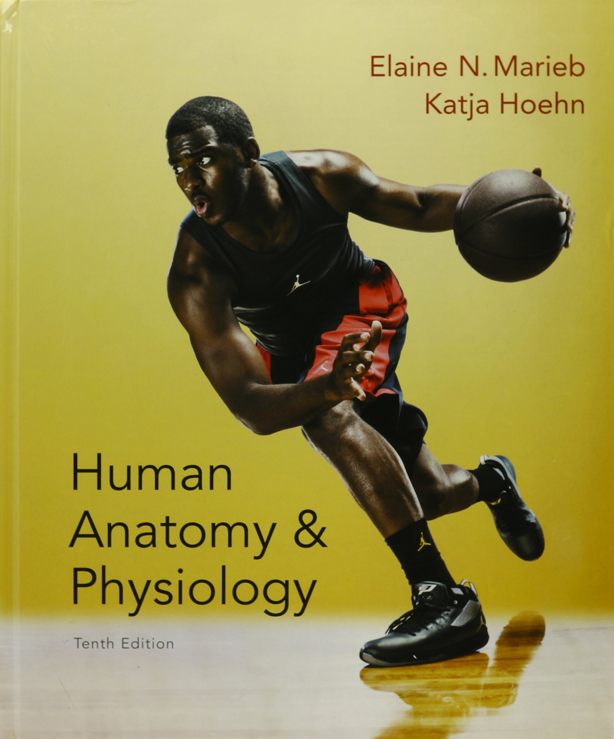 Human Anatomy & Physiology 10th Ed.+ Laboratory Manual 12th Ed ...