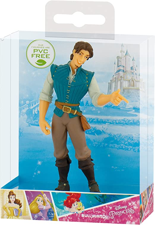 Flynn Rider Figura Disney Tangled Bullyland 13400