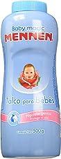 Mennen Baby Magic Talco, 500 g, azul