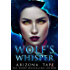Wolf's Whisper: A paranormal lesbian romance (My Winter Wolf Book 1)