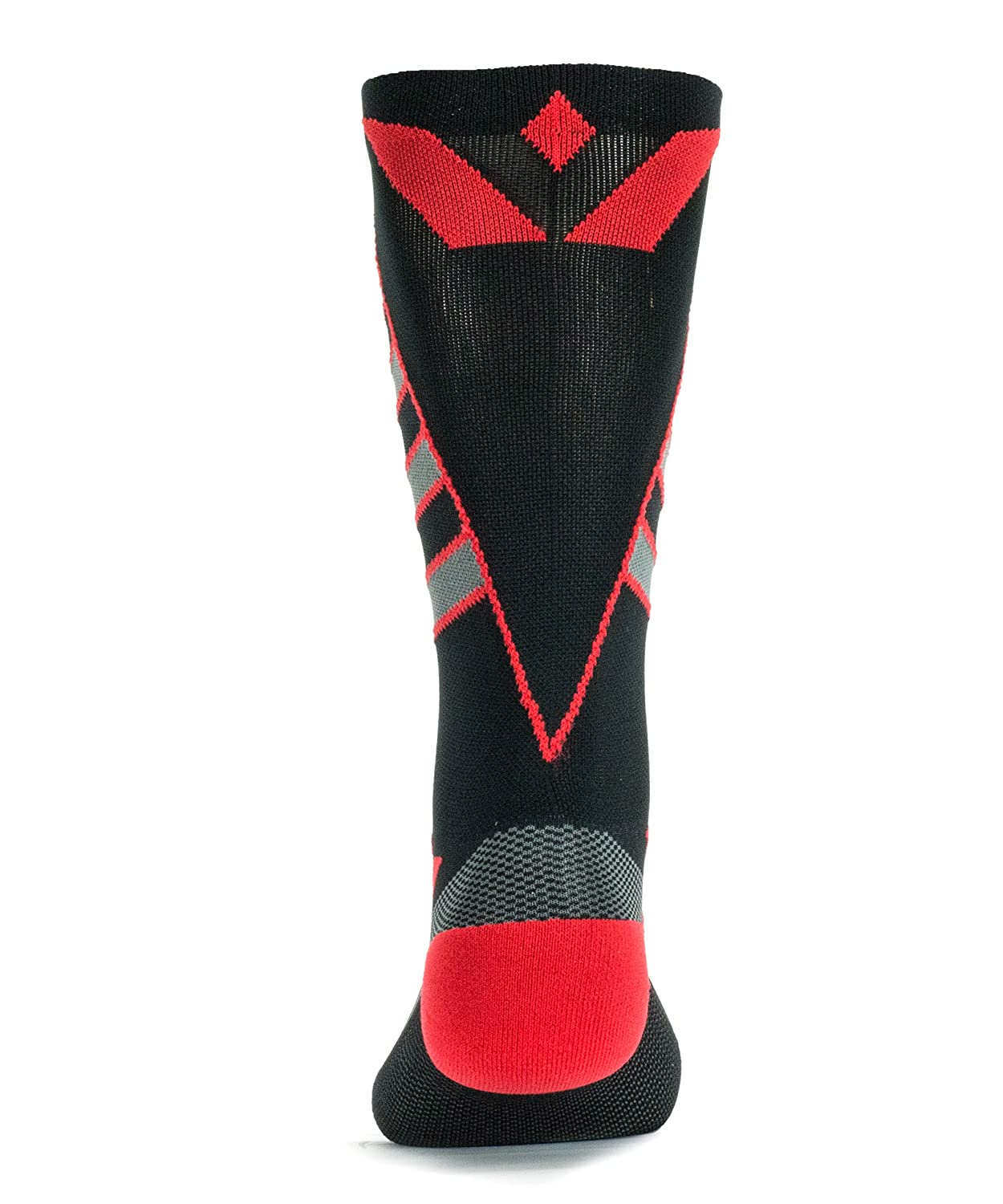 Swiftwick Seamless Toe Performance Compression Socks Vision Eight Team Soft Socks for Cycling
