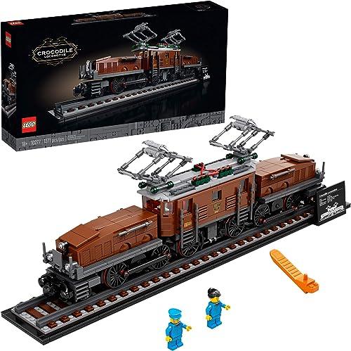 LEGO Crocodile Locomotive 10277 Building Kit