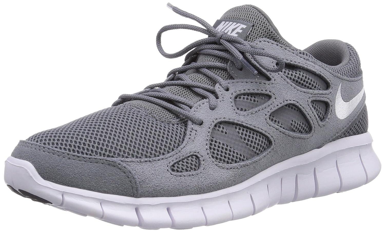 Nike Free Run 2.0 Hommes Gris