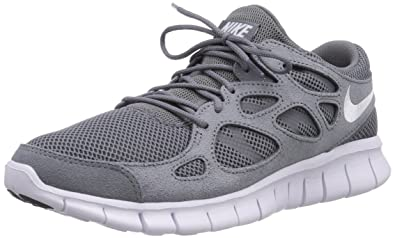Nike Herren Free Run 2 Low-Top Grau (COOL GREY) 47.5 EU: Amazon.de ...