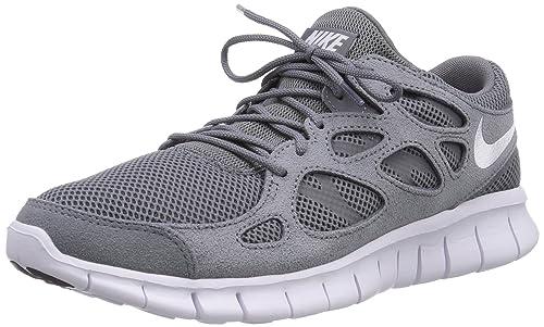 Nike Schuhe Nike Free Run 2 herren Laufschuh Schwarz Grün