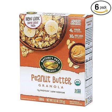 Natures Path Organic Granola: Amazon.com: Grocery & Gourmet ...