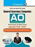 General Insurance Companies: Administrative Officer (Preliminary & Main Exam Guide)