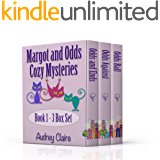 Margot and Odds Cozy Mysteries (Book 1-3 Box Set)