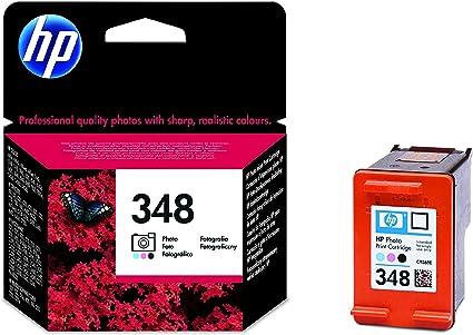 HP C9369EE - Cartucho de Tinta HP 348: Amazon.es: Oficina y papelería