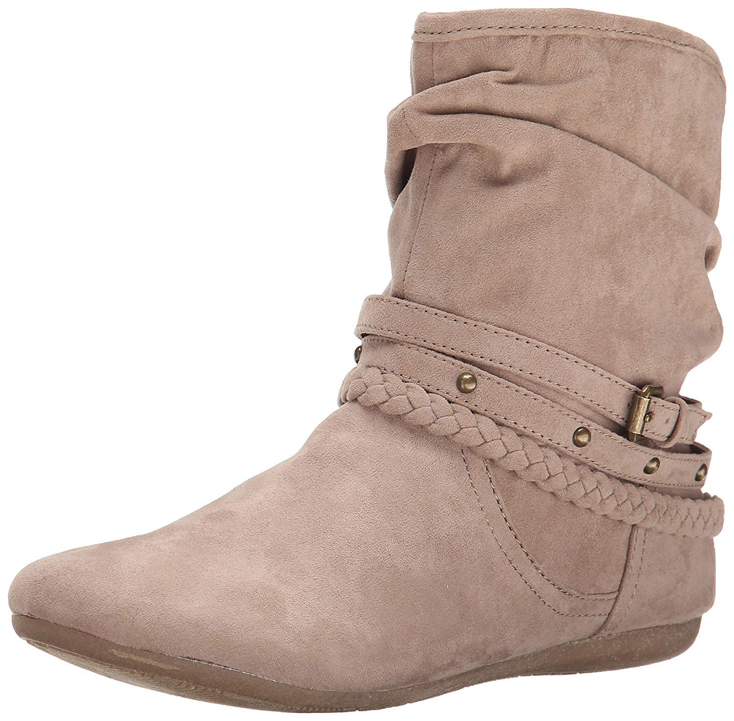 Report Women's Elson Boot, Taupe, 7.5 M US